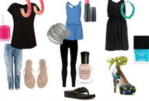 Inexpensive Style Tips / Mixing, matching and accessorizing to stretch your wardrobe. / by Angela Barnes