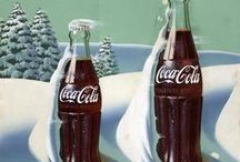 vintage coca-cola... / by Nora Gholson