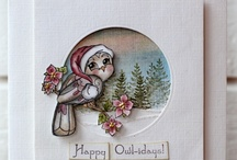 Card Inspiration  / by Ellen's Handmade Greeting Cards