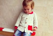 Clothes for the little ones / by Celeste Sánchez