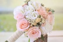 Bouquets / Fans / by Etsy Bridal
