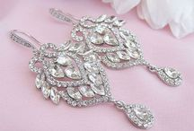 Bridal Wedding Jewelry / Beautiful Jewelry Just For The Bride! / by Etsy Bridal