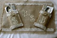 Reception/Shower Decor / by Etsy Bridal
