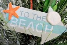 Beach & Destination / Unique hair items, flipflops, sea creature themes, beach decor, beach ceremony accessories - ALL things beachy! / by Etsy Bridal