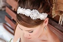 Headbands & Tiara Headpieces / by Etsy Bridal