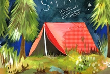 camping in the great outdoors... / by Nora Gholson