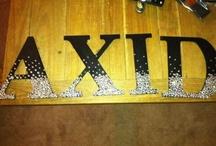 Alpha Xi Delta ! <3 / by Brooke Kendall