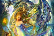 Fantasy / by Diana Thorold