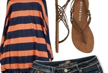 Spring & Summer Outfits / by Charmin Luedeke