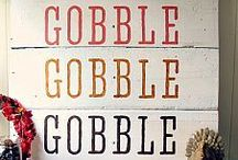 Thanksgiving Crafts,Food and Inspiration / by Vicki Hollingsworth