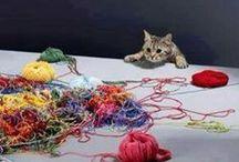 Handwerk breien /knitting
