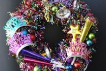 New Years Eve Crafts and Inspiration / by Vicki Hollingsworth