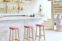 DESIGN / Shops & Restaurants / Interior shop designs and decor for brick and mortar boutique stores.