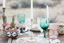 TAVOLA e décor - tablescapes