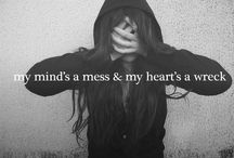 Forget✌ / Assholes• broken hearts• missing him•bad mood•