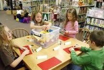 Library Lego Club