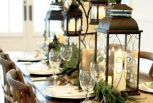Tablescapes / by Michelle Sweeney