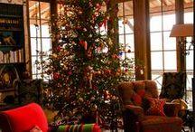 Christmas Room Inspiration / by Vicki Hollingsworth