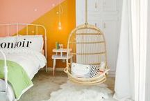 HOME / Bedroom / Home decor inspiration for master bedrooms, guest bedrooms, and other cozy escapes.