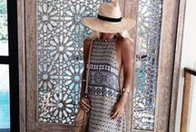 Summer Style @Stylemindchic / Fashion and styling for staying cool during a long, hot summer.