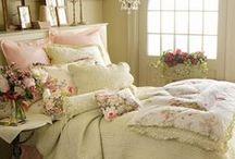 Beautiful bedrooms / by Karen Klein