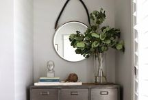Buying House: Livingroom + Entryway / by Katherine Mulholland-Bass