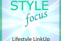Lifestyle LinkUp #STYLEfocus / I'm co-hosting a monthly Lifestyle LinkUp for lifestyle bloggers and Instagrammers #stylefocus.  See Stylemindchic Life Blog at the link to join.  These inspiring bloggers are showcasing their stylish lives. What inspires your life? / by Heather @ Stylemindchic Lifestyle