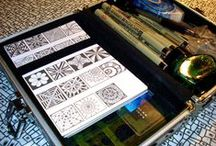 Art: Zentangle Patterns / Learn how to draw different Zentangle patterns