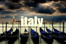Italy / Travel inspiration and things to see in Italy