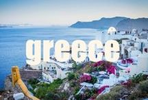 Greece / Travel ideas and inspiration for trips to Greece