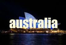 Australia / Ideas and inspiration for your trip down under