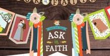 2017 LDS youth theme - Ask of God in Faith