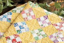 I love these quilts