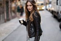 Street Style I ♥♥ / Street Style that Inspires Jouer Cosmetics Founder + Creative Director, Christina Zilber   / by Jouer Cosmetics