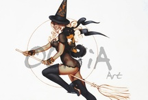 The Little Witch / Halloween and Witchy Stuff