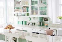 Kitchen  / by Alexandria Grapner