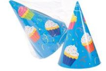 Dollar Tree - Cupcake Party / Curated ideas for hosting a Cupcake Party using items from Dollar Tree.