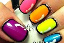 nails / by Andrea Hurst Clark
