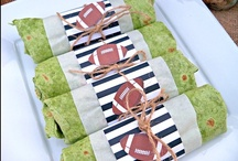 Tailgate Party Ideas / by Cupcake Wishes & Birthday Dreams