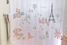 Pink Bathroom / Pink Bathroom inspirations...imagine it in pink !