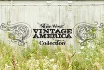 {Dree Harper x VAC} / Dree Harper for Nine West VINTAGE AMERICA COLLECTION www.vintageamericacollection.com