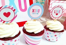 XOXO / by Cupcake Wishes & Birthday Dreams