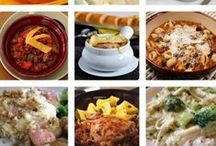 Yummies! / A variety of items that I think are very Yummy! I love to cook and conquer! / by Leslie