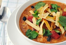 Soups + Stews + Chilis / by Parties with Charm | Janaria Hallingquest