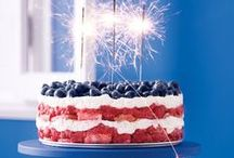 July 4th Party Ideas / by Cupcake Wishes & Birthday Dreams