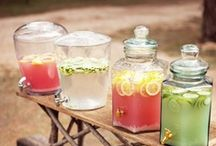 Event Food / Drink Ideas / by Alexandria Grapner