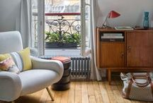 Living interiors / Some of the most beautiful living rooms and cosy living spaces