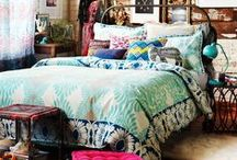 Bedroom interiors / A complete collection of dream bedroom interiors.