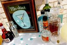 Retro Inspired Cocktail Party