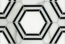 Pattern / Geometric to floral patterns on every surface